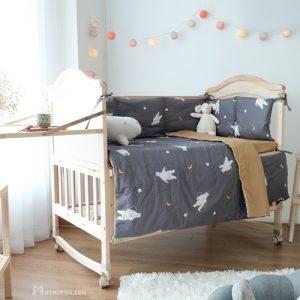 Quây cũi cho bé, bộ quây cũi cho bé, quây cũi trẻ em, cũi trẻ em, cũi gỗ cho bé, cũi cho bé, cũi em bé, giường cũi cho bé