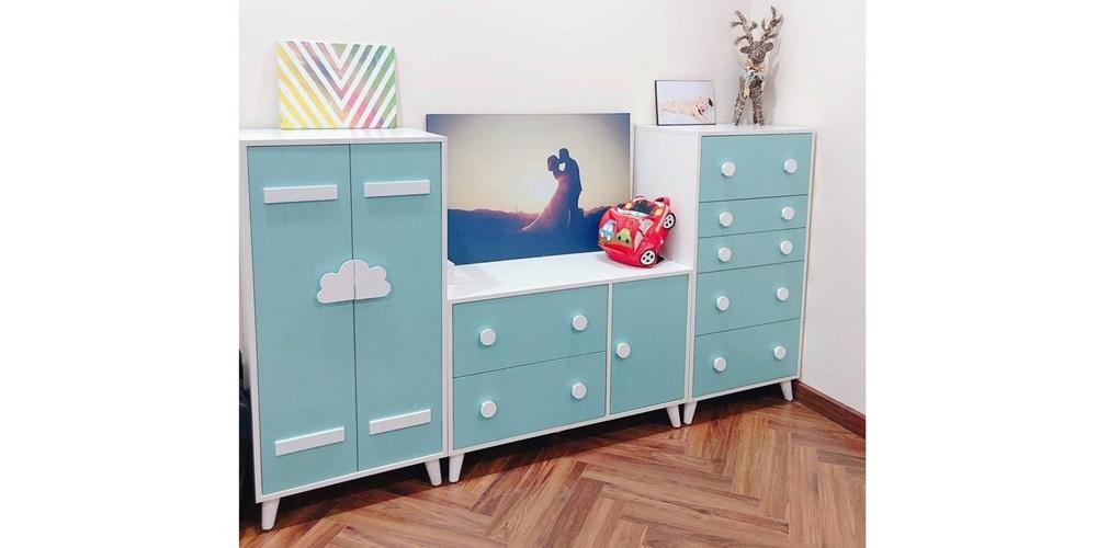 Tủ quần áo trẻ em, đặt tủ trẻ em, tủ sơ sinh, tủ cho bé theo yêu cầu, giá rẻ, uy tín, chất lượng tại Hà Nội